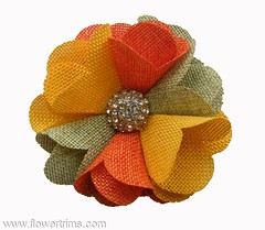 linen Flower (flowertrims) Tags: niceflower linenflower linenflowerforthehats