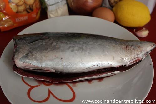 Delicias de mar con salsa mediterránea (2)