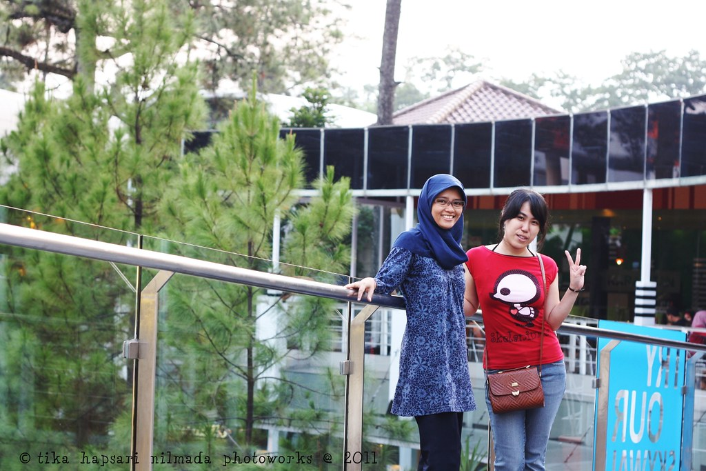 Me and Novi @CiWalk