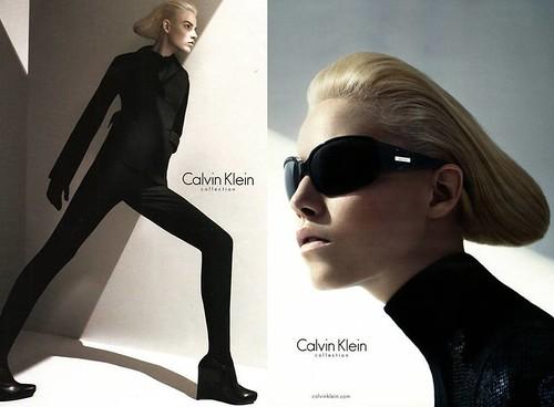 Suvi-Koponen-campaña-Calvin-Klein