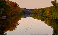 Smoke_on_the_Water-01c (benchdog1) Tags: longexposure sunset newyork reflection fall creek river landscape autum brook ef2470mmf28lusm waterreflection slowshutterspeed wideanglelens llens reflectioninwater canoneos7d