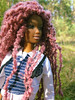 p203 (Alrunia) Tags: dreadlocks toy doll nikki ooak barbie yarn christie asha dreads fashiondoll mattel aa shani reroot caligirl restyle 16thscale playscale