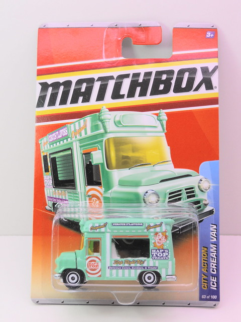 matchbox ice cream van teal (1)
