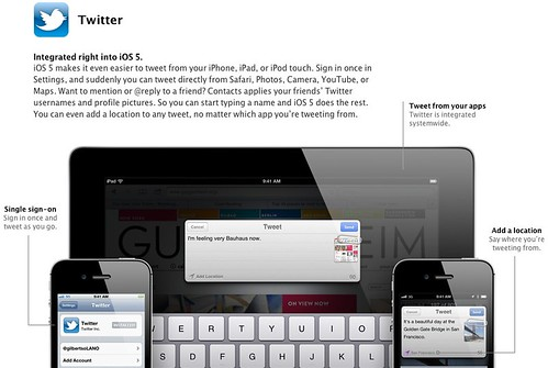 Apple - iOS 5 - See new features included in iOS 5.