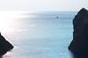 afternoon glitter (-TommyTsutsui- [nextBlessing]) Tags: blue light sea nature rock japan nikon waves ship tide scenic shore 海 islet izu 船 波 伊豆 matsuzaki 雲見 nikkor70300 松崎町