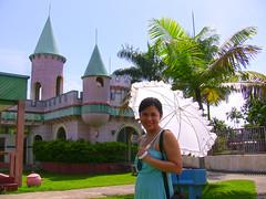 Davao - Mergrande Ocean Resort (Disney Castle) (let²) Tags: ocean travel castle island asia philippines disney resort davao mindanao philippinen mergrande davaocity