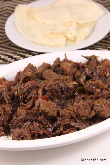 Day 289 - Kerala Style Beef Roast and Palaada
