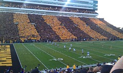 Iowa Black and Gold Game