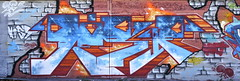 The Swedish (°°Suede°°) Tags: brick wall graffiti lyon tag scene brique graff decor mur rumer connection suede connexion paintedwall saintetienne tagger graffitiwall kst rume lesuedois phesta desue staphe nex5 sonynex5 sueder theswedish taggueur digitalcameranex5