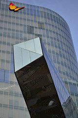 Torre gasNatural fenosa (Luis Croquer) Tags: barcelona espaa spain nikon catalunya catalua barcelons d3100 gasnaturalfenosa nikond3100 torregasnaturalfenosa