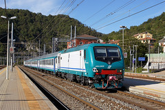 Trenitalia E464 583 (Maurizio Boi) Tags: railroad italy train rail railway locomotive treno trenitalia ferrovia locomotiva e464