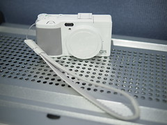 RICOH GR Digital IV (Limited White)