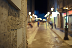 You... Living beside Me (Andrea LD) Tags: street light ex night canon eos dc bokeh f14 sigma explore 7d frontpage salento puglia lecce sfocato 30mm hsm