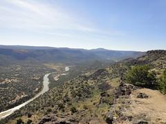 DSC03289 (hellothomas) Tags: newmexico desert canyon whiterock outlook mesa riogrande