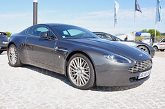 Aston Martin V8 Vantage (jfhweb) Tags: auto car automobile gt supercar astonmartin vantage grandtourisme lecastellet sportcar httt voituredesport v8vantage astonmartinvantage jeffweb circuitpaulricard circuitducastellet