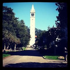 Sunday on UCB Campus