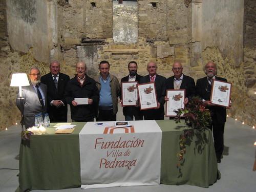 Entrega de premios del VI Concurso de Relato Corto