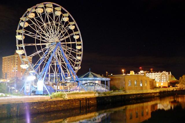 Ferris wheel, Salem, MA
