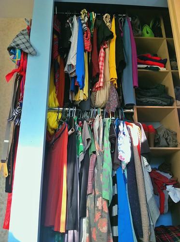 new closet!