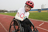Participation project: East London Wheelchair Athletics Group - Joshua