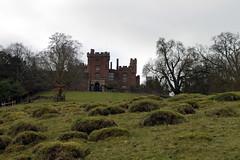 A very lumpy lawn... (shyzaboy) Tags: uk wales unitedkingdom britain cymru powis powys lumps powiscastle welshpool hummocks powiscastleandgarden