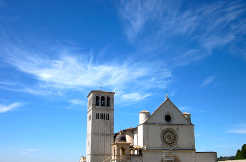 Basilica of Francesco in Assisi