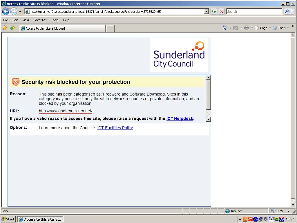 sunderland council godtebutikken net