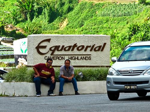 IMG_2781 Equatorial Hotel - Cameron Highlands