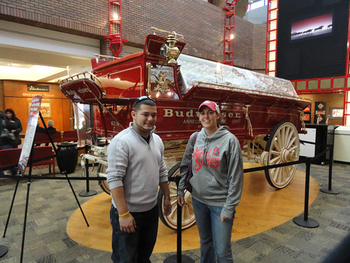Oct 20 - Anheuser Busch Wagon of Baseballs 5