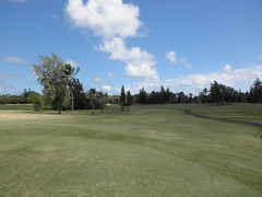 Turtle Bay Colf Course 210