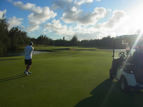 Turtle Bay Colf Course 399