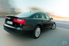 """Black Audi A6 • <a style=""""font-size:0.8em;"""" href=""""http://www.flickr.com/photos/54523206@N03/6288602440/"""" target=""""_blank"""">View on Flickr</a>"""