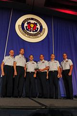Senior leaders attend Coast Guard Innovation Expo