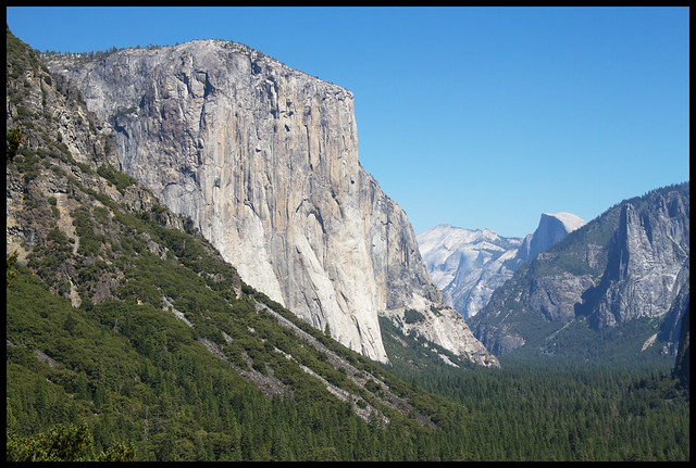 El Cap and Half dome 2