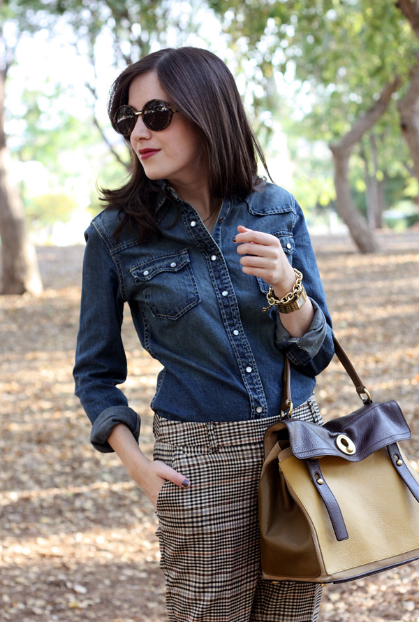 denim_blouse_plaid_pants2