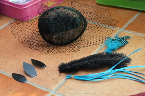 Millinery Materials