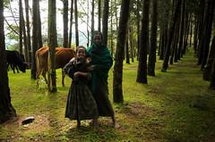 Shepherd Girls (sillie_R) Tags: girls shepherd ehiopia zanganalake