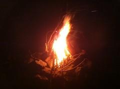 Monumental Campfire