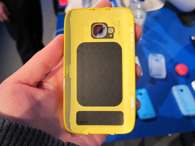 Interchangeable Back Cover For Nokia Lumia 710