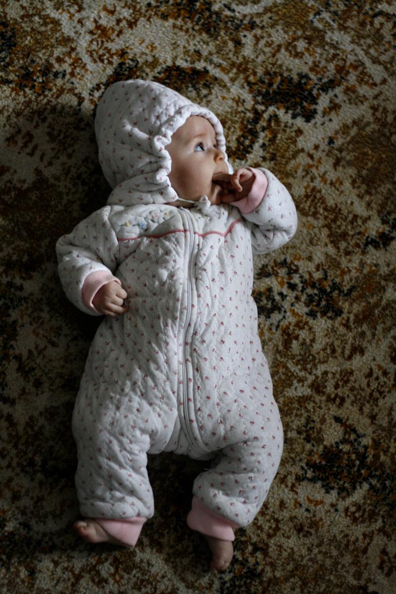 Yeti baby