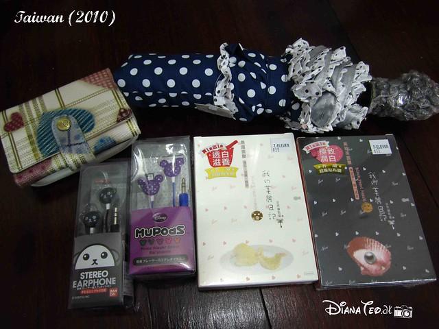 Taiwan's Haul 11