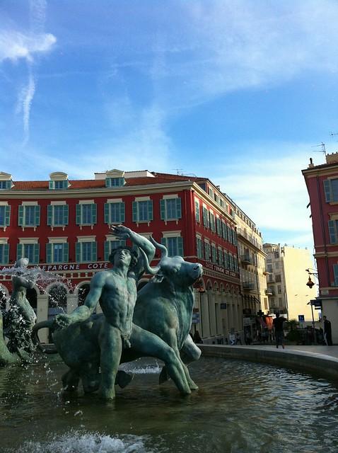 Place Massena- Nice