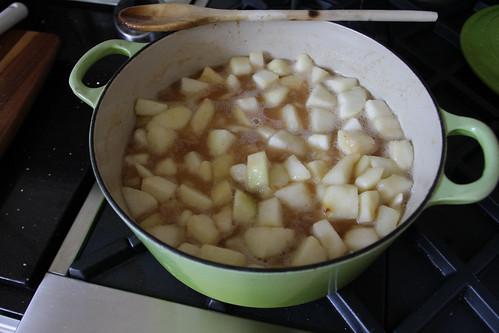 cardamom pear butter