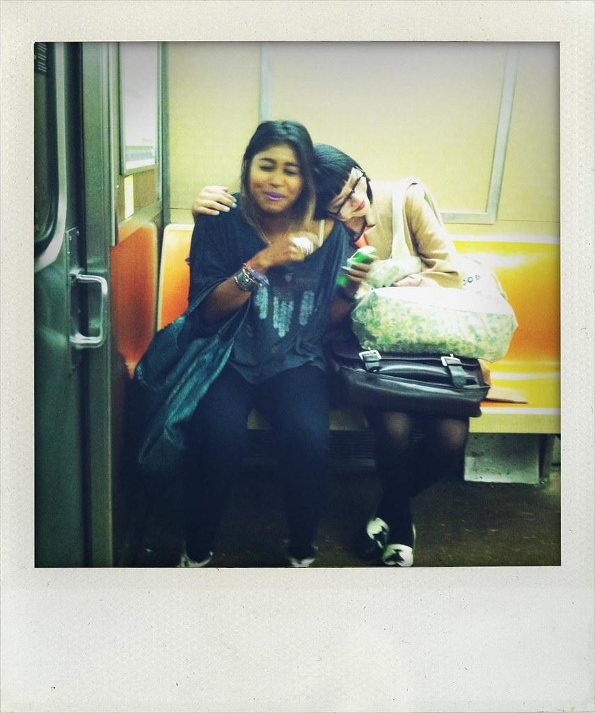 subway with sasha