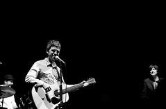 Noel Gallagher's High Flying Birds @ Roundhouse (Something For Kate) Tags: blackandwhite bw music white black london monochrome birds 50mm flying blackwhite high concert nikon guitar live gig noel oasis colorless roundhouse colourless gallaghers noelgallagher f14g d5100 lastfm:event=2033995