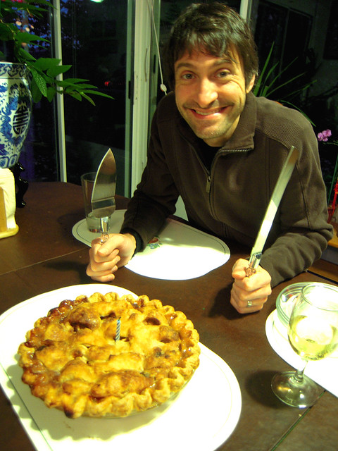 Mike & His Birthday Pie