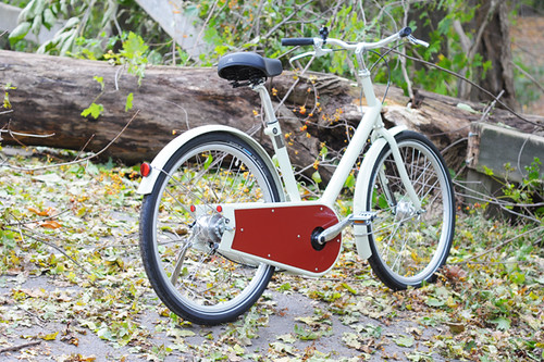Paper Bicycle, Minuteman Trail