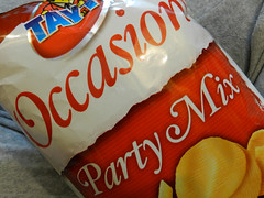 Tayto Occasions party mix