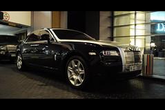 Rolls Royce (Sarath...) Tags: mall dubai ghost rollsroyce ferrari mercedesbenz bmw phantom audi maserati burj supercars r8 khaleefa