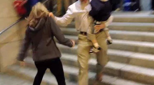 #OCCUPYDC DEMOCRATS HARASS CHILD – MOM GOES BALLISTIC!